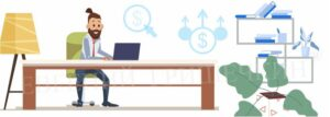 Стоимость малого бизнеса сложно определить.