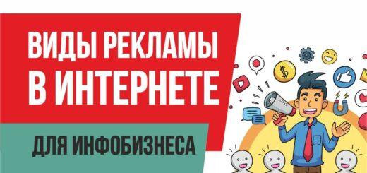 Виды рекламы в интернете для инфобизнеса. Бизнес с нуля Евгений Гришечкин