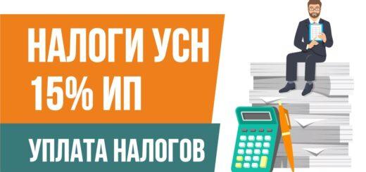 Налоги УСН 15% ИП. Уплата налогов УСН 15%. Бизнес с нуля Евгений Гришечкин