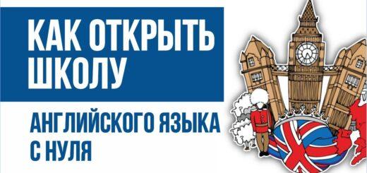 Как открыть школу английского языка с нуля. Масштабирование бизнеса до миллиона рублей в месяц!