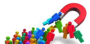 Найти новых клиентов, чтобы превратить их в постоянных.