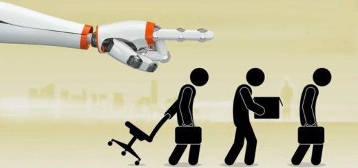 Технологии заменяют людей на работе, а тебя уволят уже завтра.