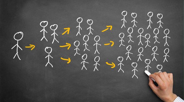 Привлечение первых клиентов в тренинговый бизнес. Как найти первых клиентов.