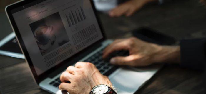 Оформление рекламного текста блоками и схемами для понимания клиенту.