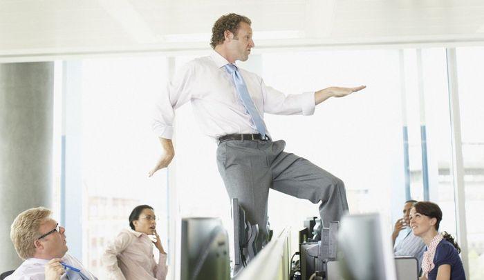 Чего не должен делать руководитель на своём рабочем месте
