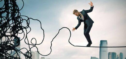 Страх перед бизнесом. Ты ничего не сделал, а уже страшно.