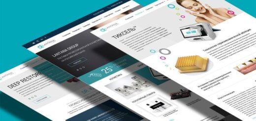 Рекламная страница сайта. Как получить первого клиента в персональную работу.