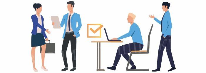 Заинтересовать клиентов разными способами контакта.