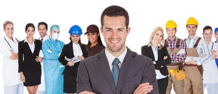Востребованные профессии на рынке труда уменьшаются.