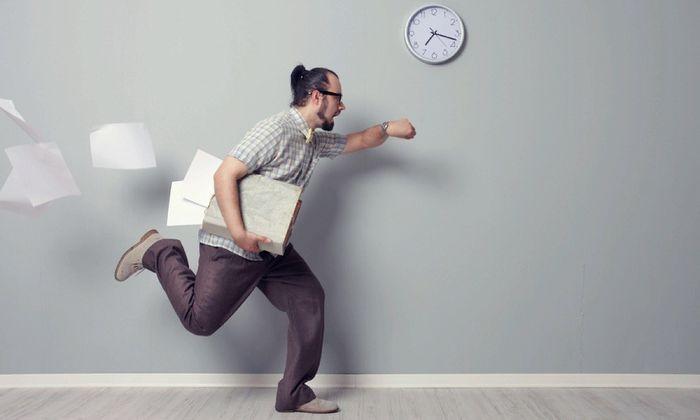 Время заняться бизнесом есть у каждого, но тратится оно в пустую.